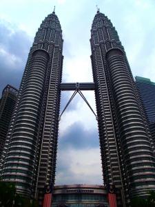 Petronas Twin Towers photograph by: Joshc85, Kuala Lumpur, Malaysia