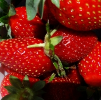 Strawberries by: creativegirlever